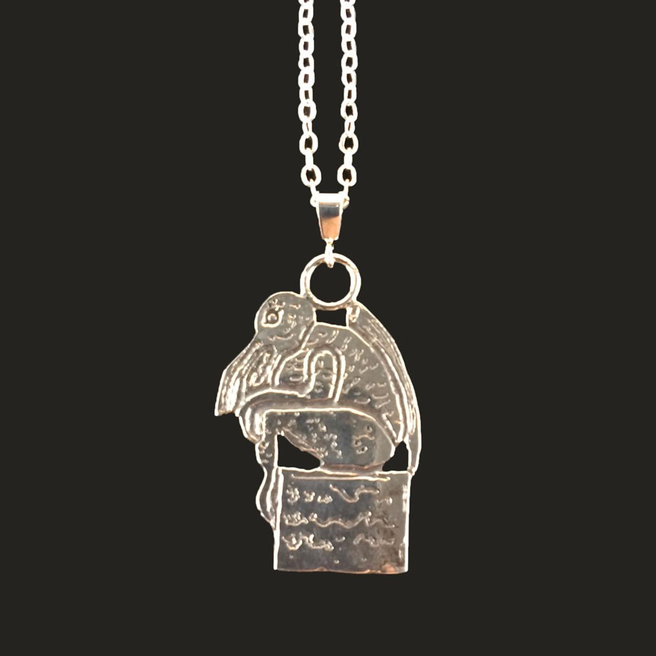 Sterling silver cthulhu pendant arkham bazaar sterling silver cthulhu pendant audiocablefo