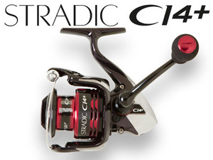 Stradic CI4+ Shimano Fishing Reel