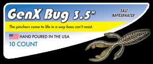GenX Bug 3.5 Inch