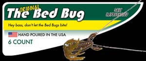 Bed Bug Fishing Lure