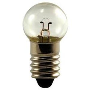 502 Bulb 5.1V .15A G4-1/2 Incandescent Miniature Screw Base