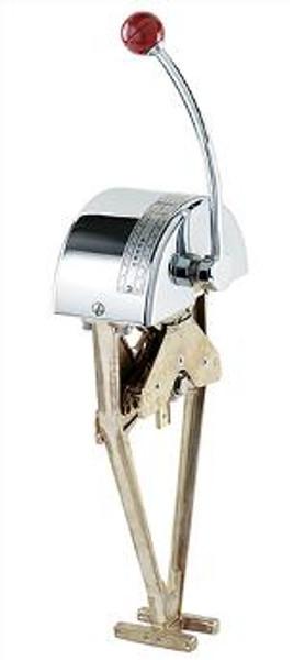 2046 - Medium Duty Single Lever Mechanical Control Head