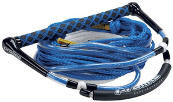 """Ski Rope Deluxe Quickstart w/15"""" Handle"""