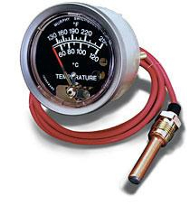 Temperature Gauge A20T / A25T Murphy