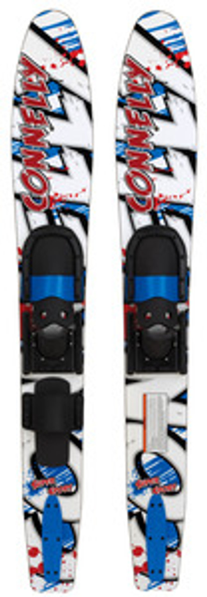 Super Sport Jr. Skis Combo