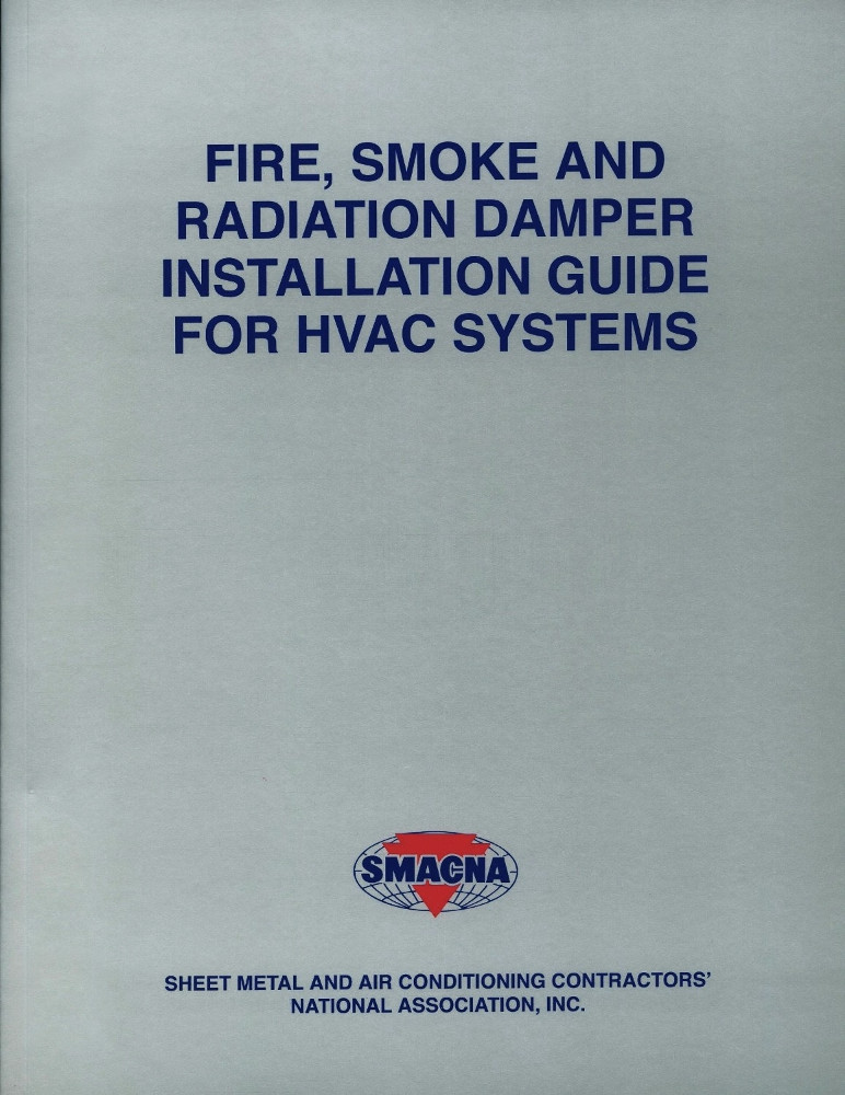 Fire Smoke And Radiation Damper Installation Guide For