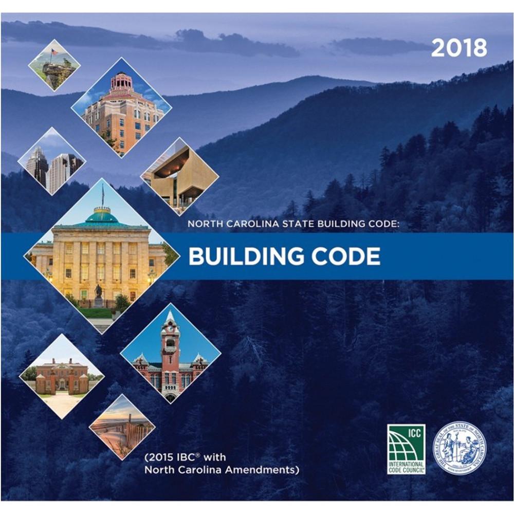 North Carolina Building Code Building Code 2018
