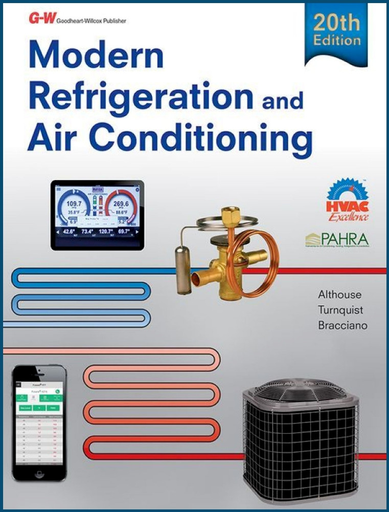 modern refrigeration and air conditioning althouse pdf