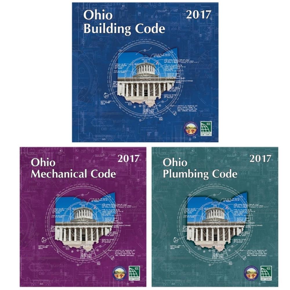 2017 Ohio Codes (Set)