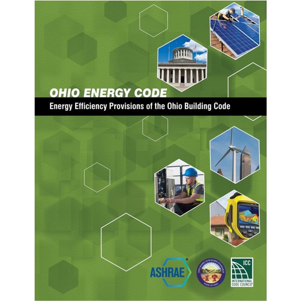 Ohio Energy Code - ISBN#9781609837037