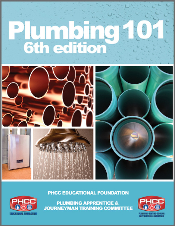 Plumbing 101 6th Edition - ISBN#9781133281535