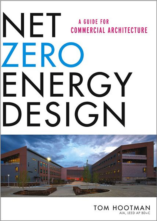 Green sustainable architecture books for Net zero design