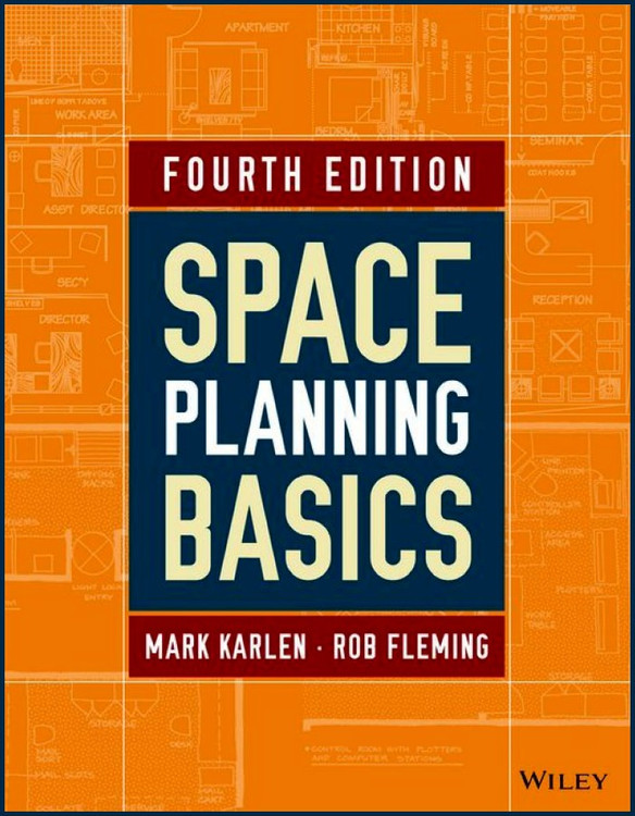 Space Planning Basics 4th Edition - ISBN#9781118882009