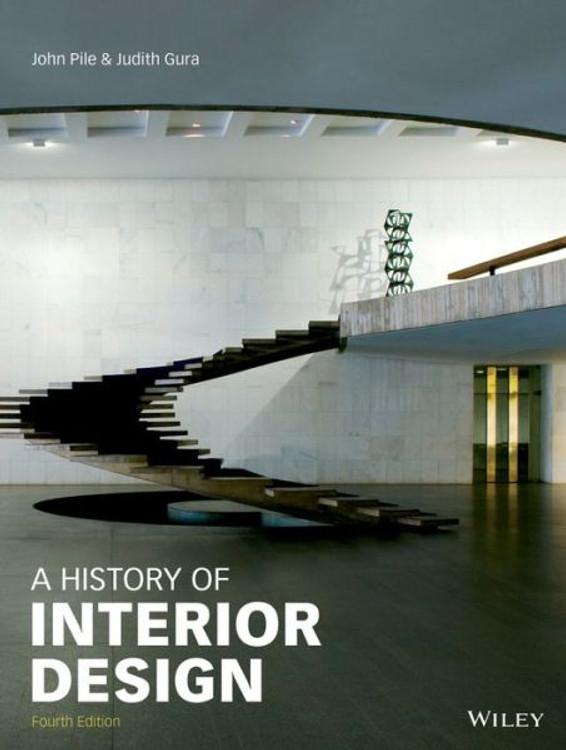 A History of Interior Design 4th Edition - ISBN#9781118403518