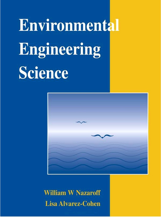 Environmental Engineering Science - ISBN#9780471144946