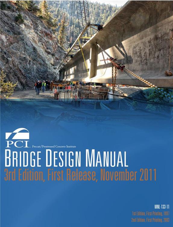 Bridge Design Manual 3rd Edition - ISBN#9780984670543