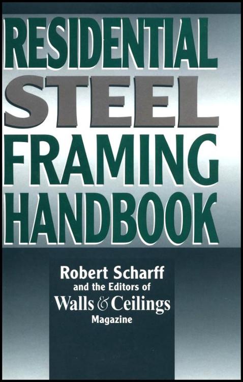 Residential Steel Framing Handbook - ISBN#9780070572317