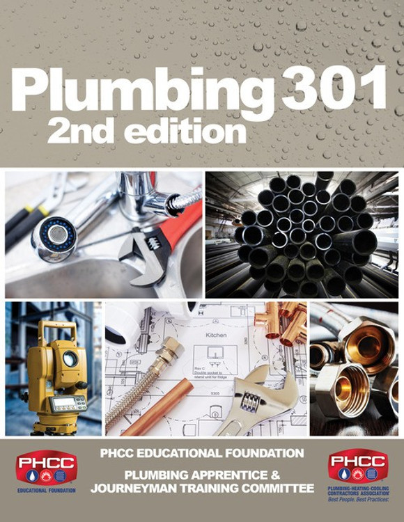 Plumbing 301 2nd Edition - ISBN#9781337391764