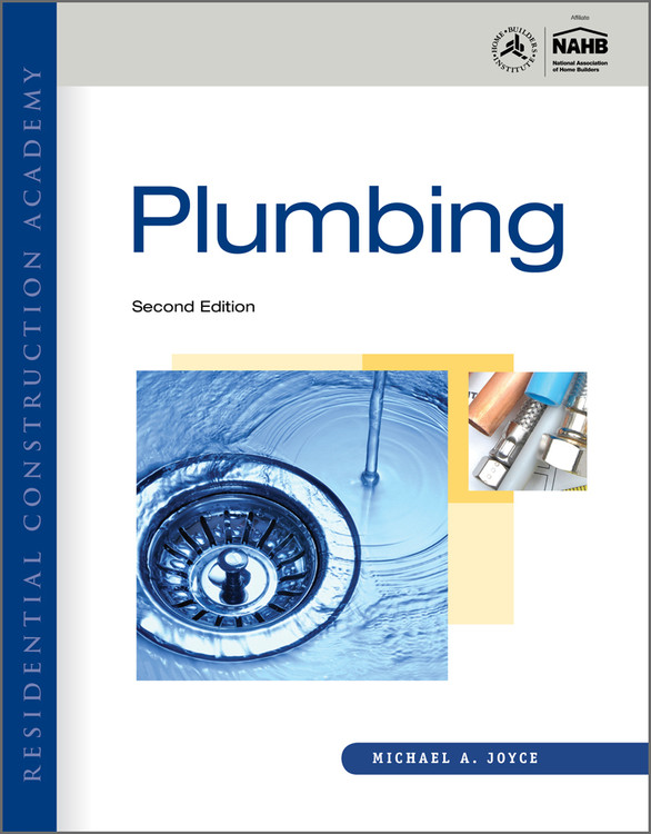 Workbook for Residential Construction Academy: Plumbing 2nd Edition - ISBN#9781111307806