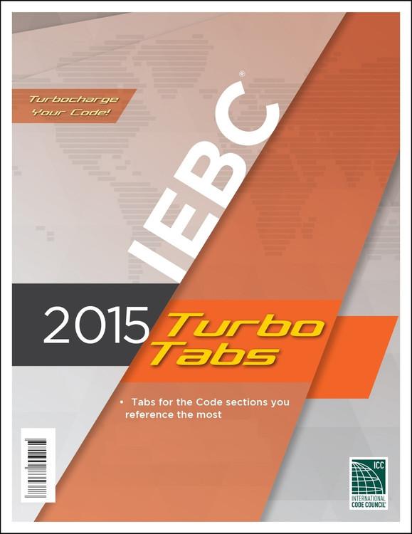 2015 IEBC Turbo Tabs (Looseleaf) - ISBN#9781609835378