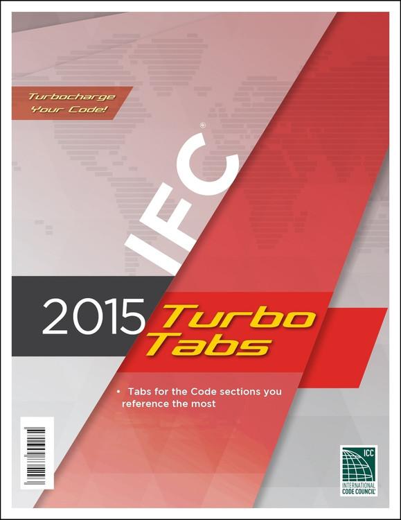 2015 IFC Turbo Tabs - ISBN#9781609835309