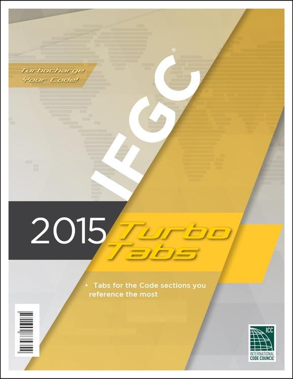 2015 IFGC Turbo Tabs - ISBN#9781609835361