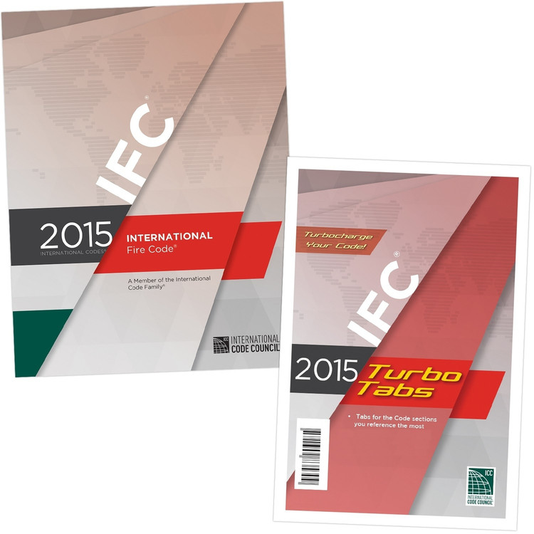 2015 International Fire Code & Tab Set