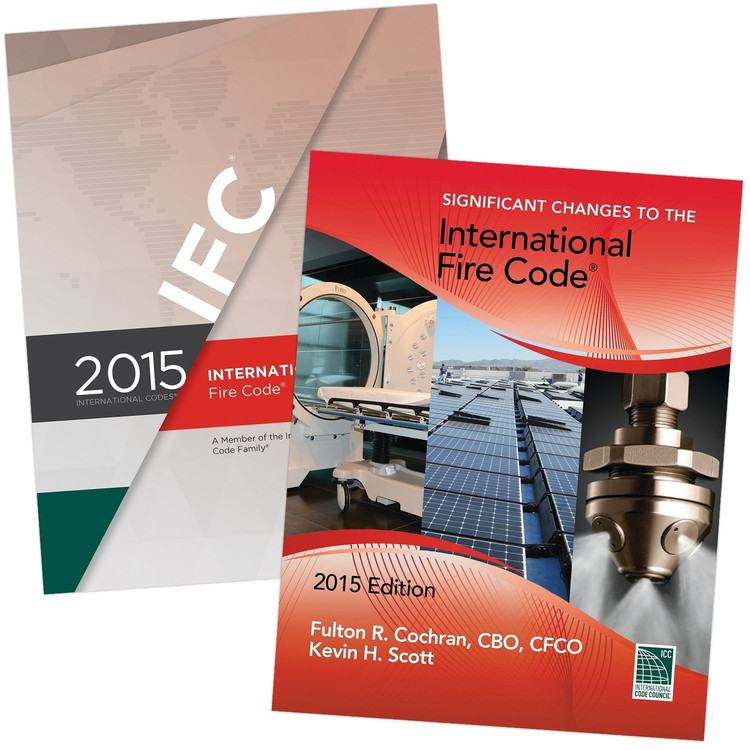2015 IFC and Significant Changes to the IFC 2015 Edition Set - Looseleaf