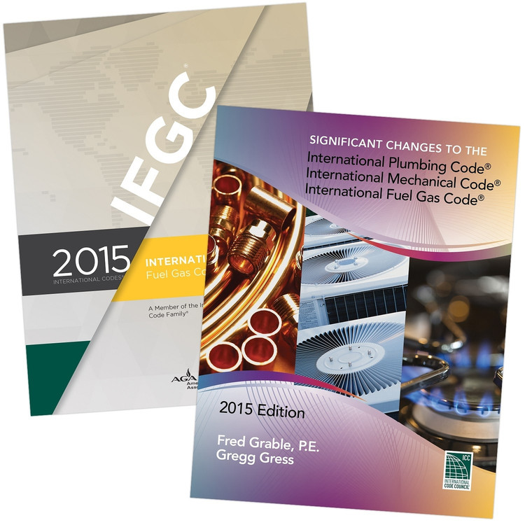 2015 IFGC and Significant Changes to the IPC, IMC & IFGC 2015 Edition (Looseleaf)