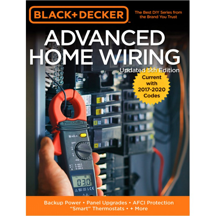 black decker advanced home wiring 9780760353554 rh contractorresource com black and decker wiring pdf black and decker wiring pdf