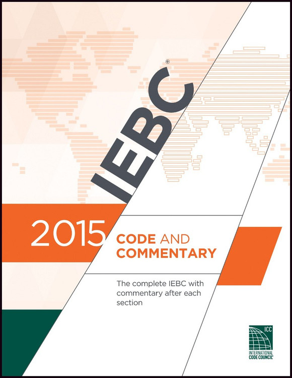 2015 IEBC Code and Commentary - ISBN#9781609832896