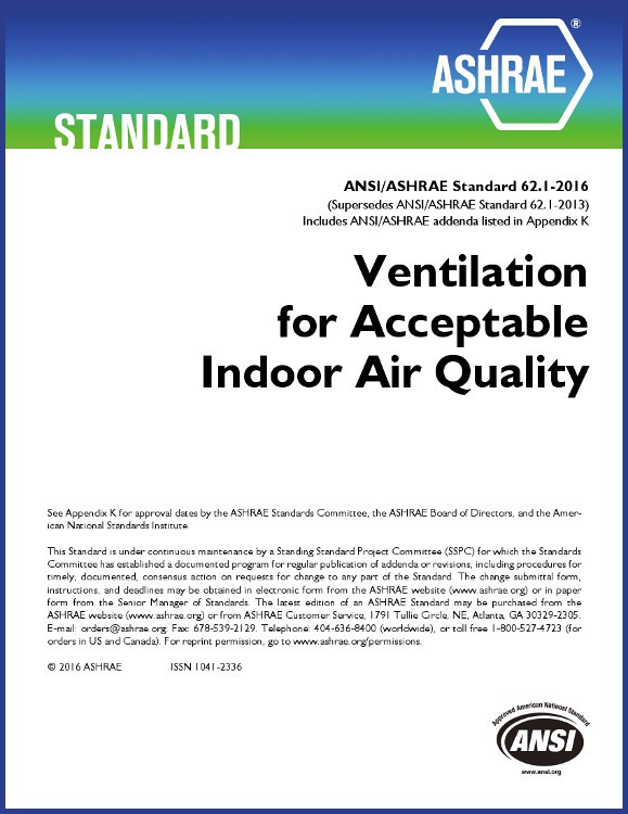 Indoor air quality guide best practices for design for Indoor air quality design