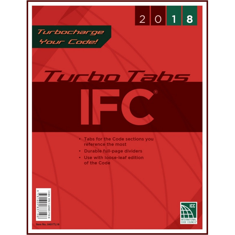 2018 IFC Turbo Tabs