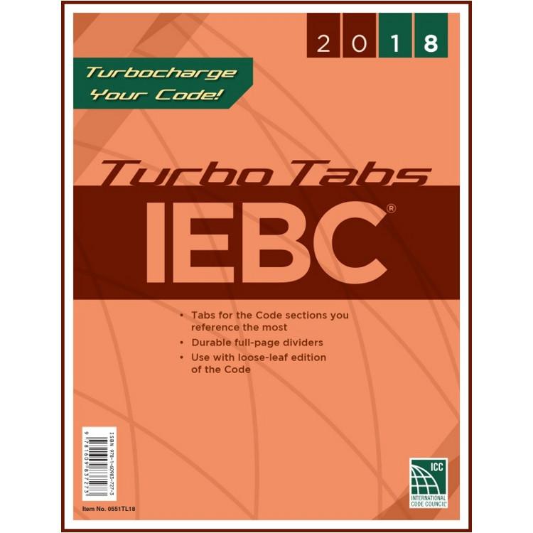 2018 IEBC Turbo Tabs