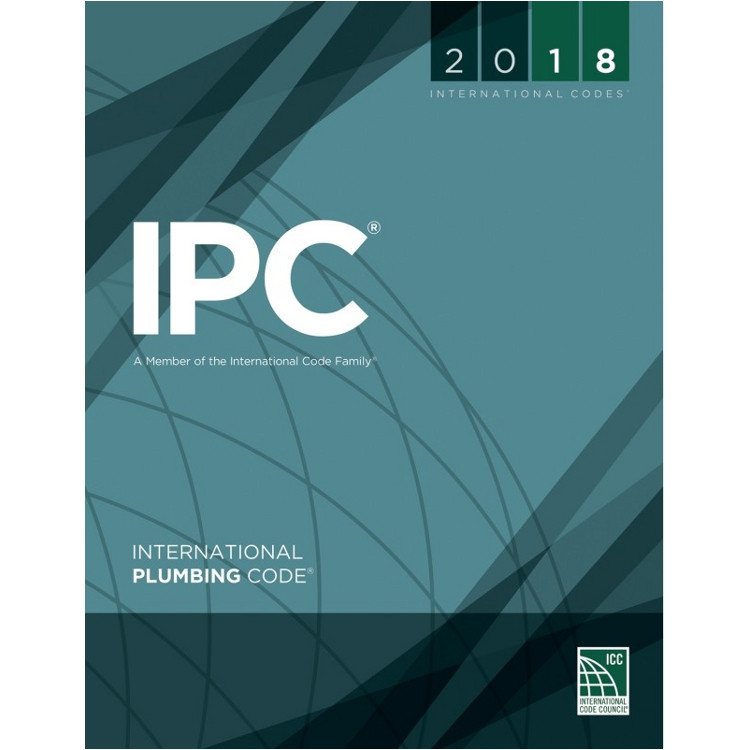 2018 International Plumbing Code (Looseleaf) - ISBN#9781609837440
