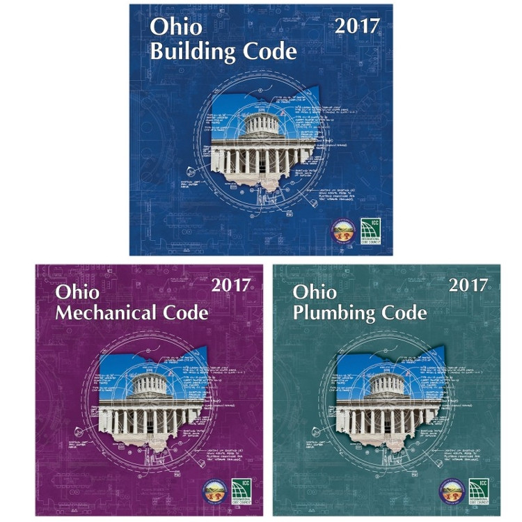 2017 Ohio Codes (Set)
