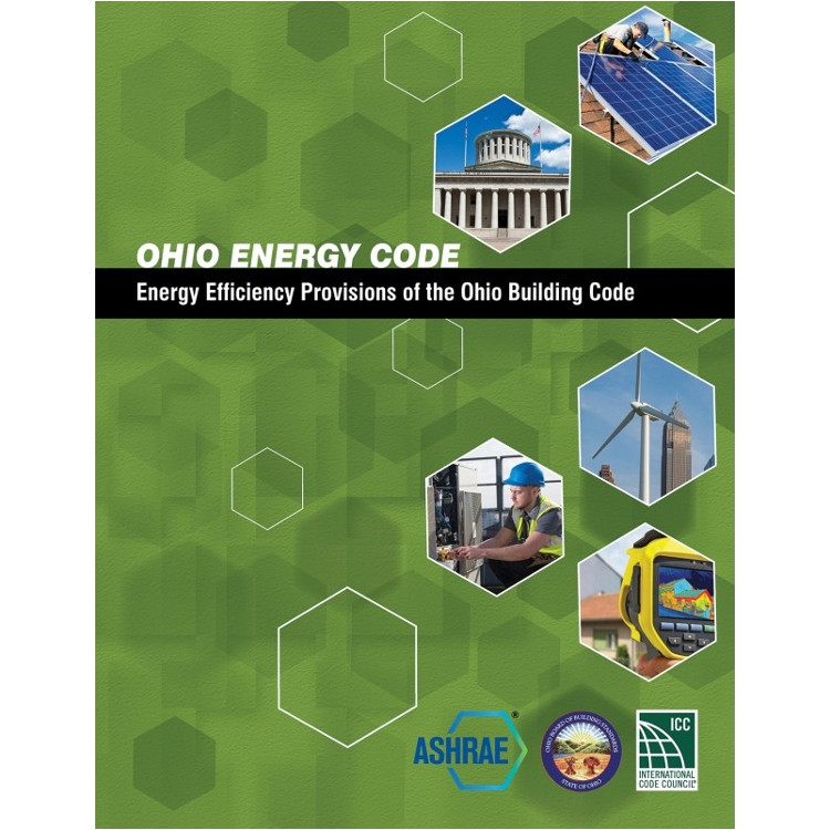 Ohio Energy Code - ISBN#9781609837037