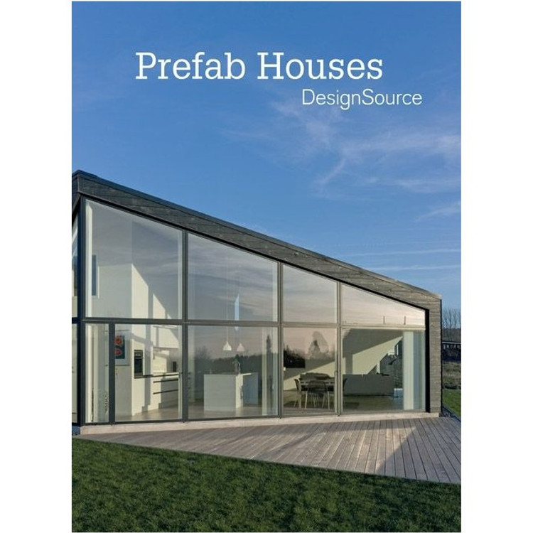 PreFab Houses DesignSource - ISBN#9780062113542