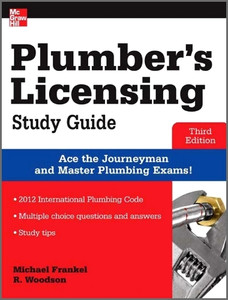 Plumber's Licensing Study Guide 3rd Edition - R Dodge ...