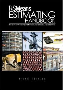 Rsmeans Estimating Handbook 3rd Edition 9780876292730