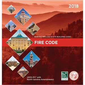 North Carolina State Building Code Fire Prevention Code