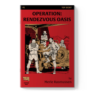 Pantheon Series P3 - Operation Rendezvous Oasis