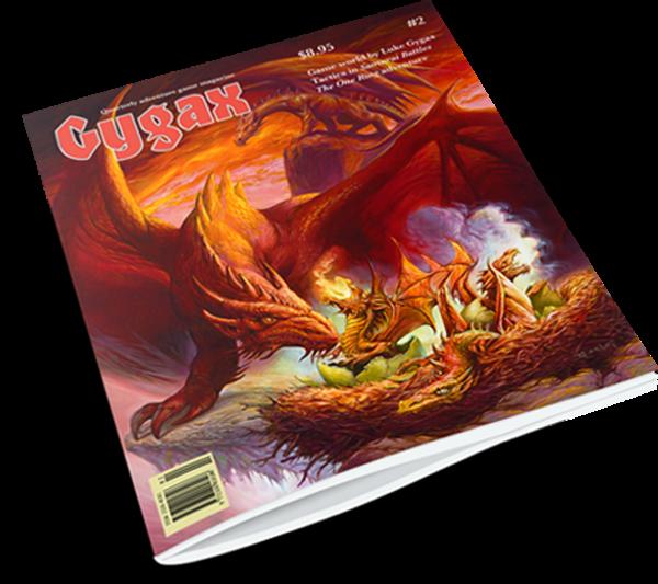 Gygax magazine #2