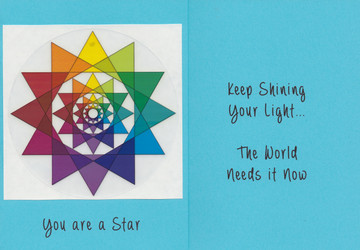 You are a Star - card