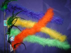 Go Cat feather cat wand