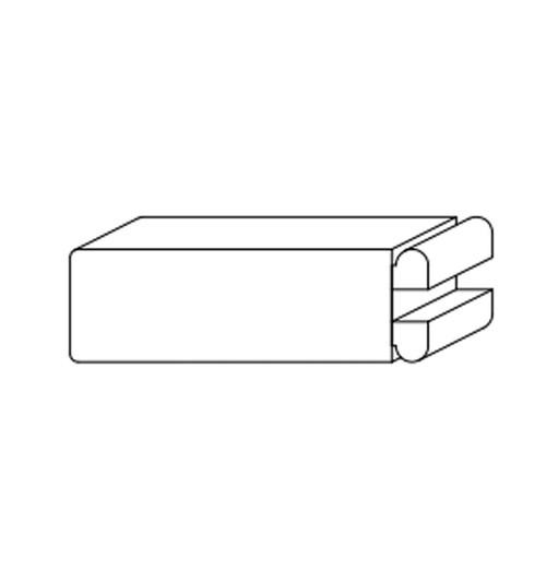 Sticking Profile - Inset Moulding (GM383)