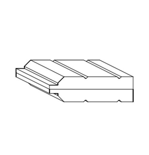Panel Profile - Chamfer Plank