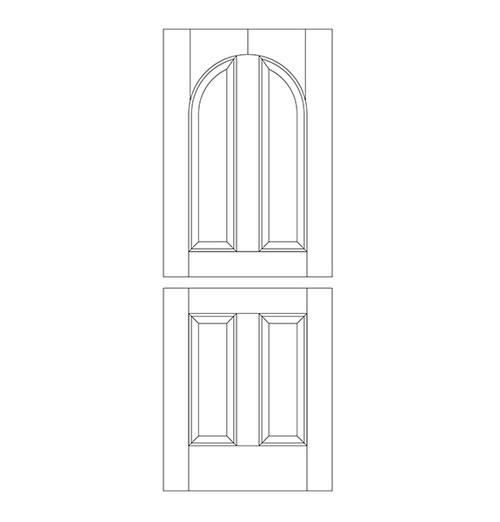 Wood Dutch Door (DD4200)