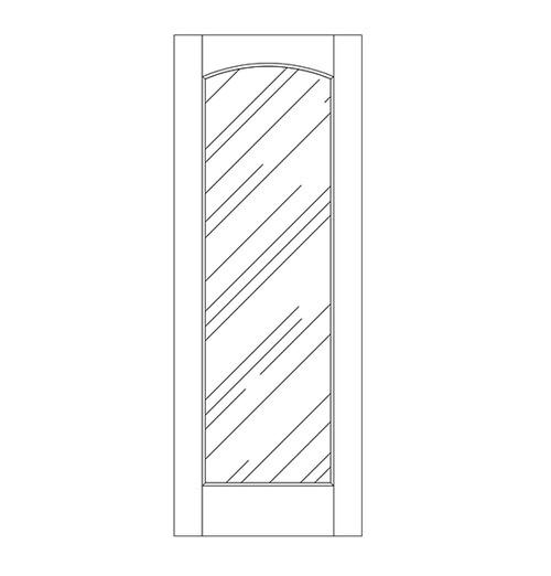 Glass Door (DG1100)