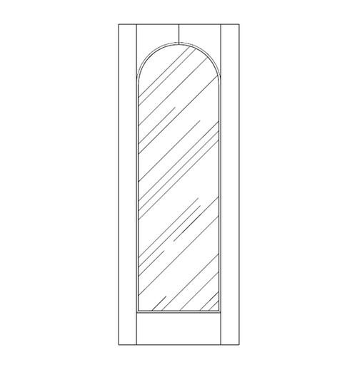 Glass Door (DG1200)